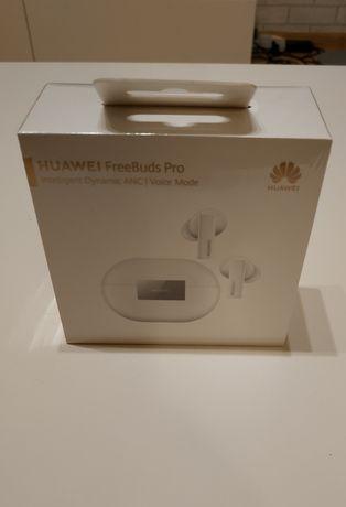 Słuchawki Huawei FreeBuds PRO Nowe Folia Gwarancja