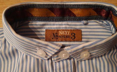 Koszula i spodnie Next, komplet, zestaw