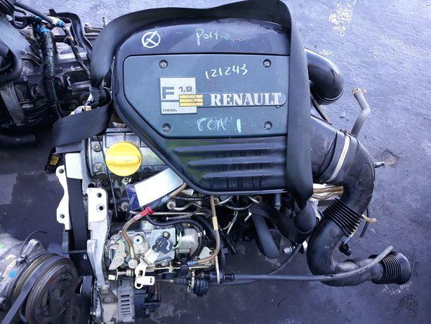 Motor renault clio/kangoo 1.9d