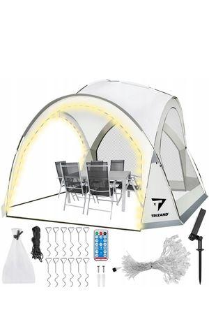 **Pawilon ogrodowy namiot LED**3,5