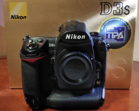 Nikon D3s body цифровая профессиональная зеркалка