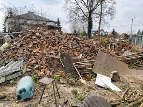 Oddam cegły ZA DARMO! Województwo Łódzkie