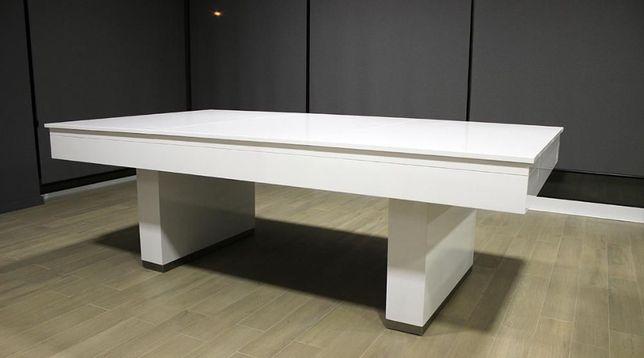 Bilhares Europa Fabricante ® Lisboa WHITE oferta tampo de jantar e
