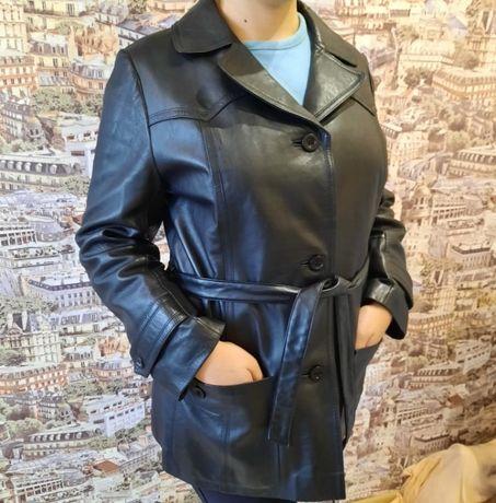 Кожаная курточка,куртка.