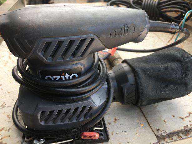 Вибрационная шлифмашина Ozito QSS-1000