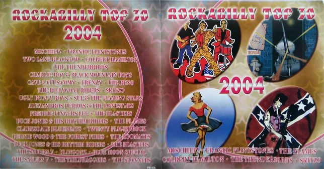 Rockabilly Collection 2 CD
