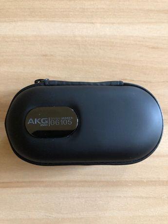 Słuchawki AKG N5005 - słuchawki dokanałowe z pięcioma przetwornikami