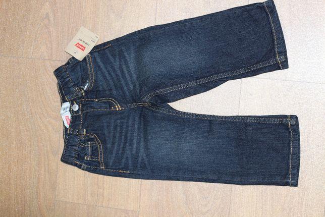 Spodenki jeansowe / dżinsowe Levis- NOWE