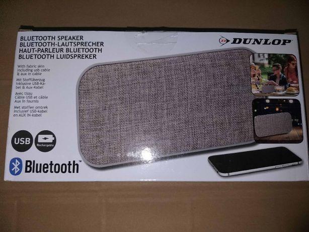 Colunas Bluetooth Dunlop - NOVO
