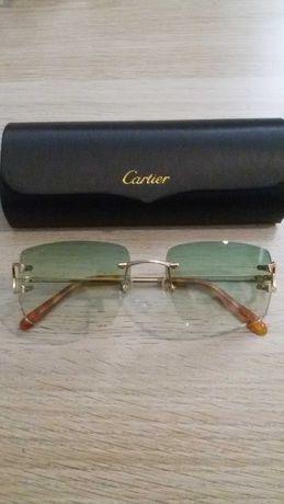 Óculos sunglass cartier