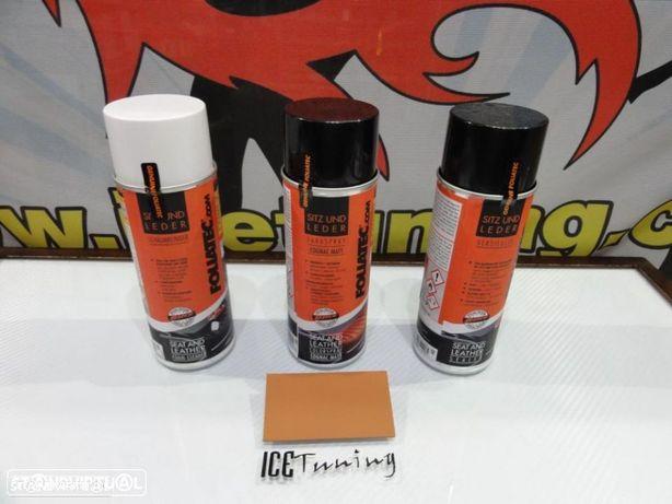 Spray reparação e pintura + limpeza + selante Cognat Mate bancos de mota