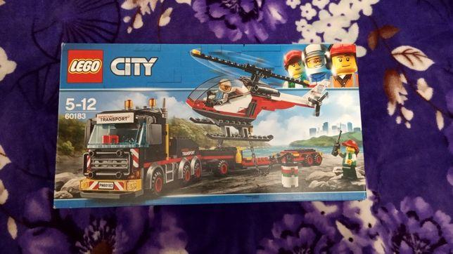 Лего Сити практически новое