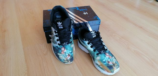 Ténis Adidas ZX Flux Star Wars