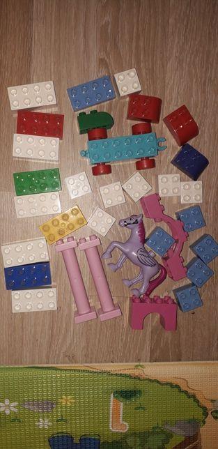 Lego duplo 100% оригинал лего дупло конь колонны машинка