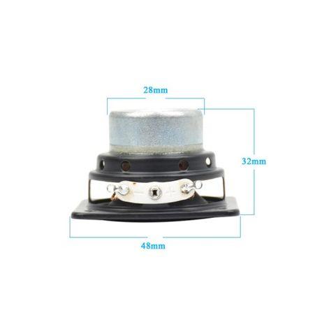 Динамик спикер 48MM 4Ohm Tronsmart Element T6 JBL Charge 2 элемент т6