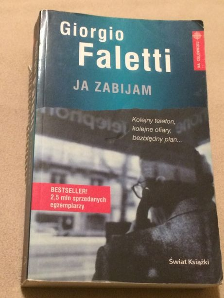 ,,Ja zabijam''-Giorgio Faletti