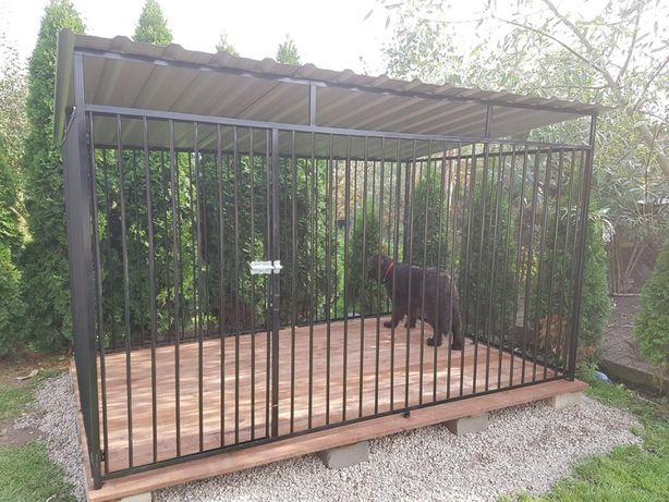 zagroda Klatka kojec Buda dla psa 3x3 Montaż Gratis Solidny