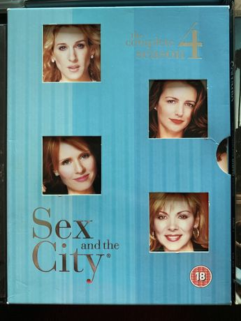 Sex and the city complete fourth season
