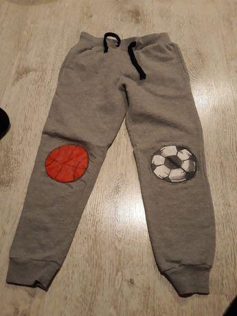 spodnie dresowe roz.116