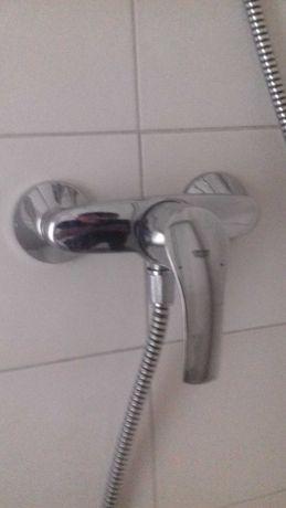 Bateria umywalkowa i prysznicowa Grohe