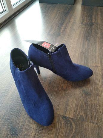 Продам ботинки ботильены