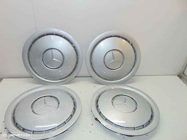 Mercedes w 201 190 tampões de roda originais