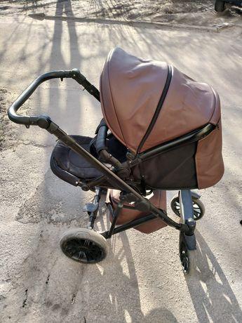 Детская коляска Broco Capri 2 в 1