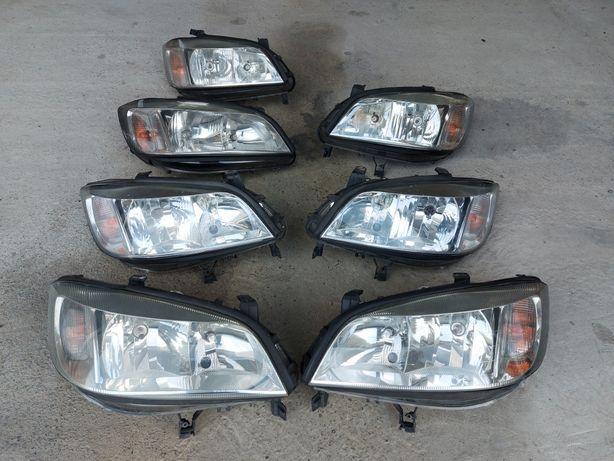 Фари, фонар, стоп Опель Зафіра (Opel Zafira).