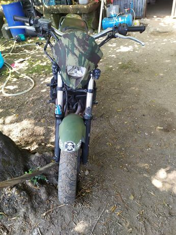 Yamaha XJ 600 bom estado