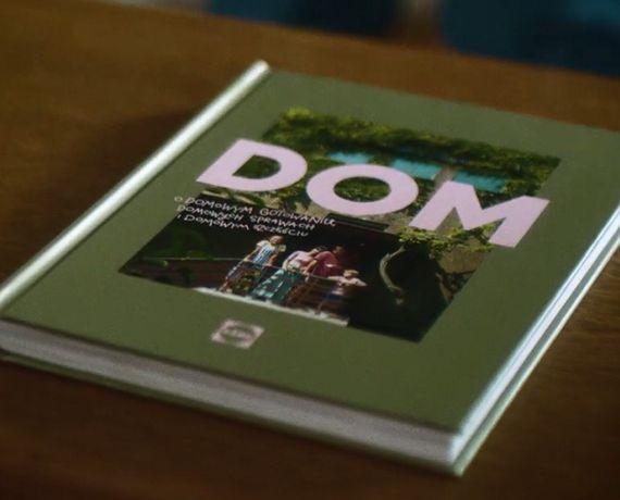 DOM - o gotowaniu i szczęściu - NOWA książka z Lidla