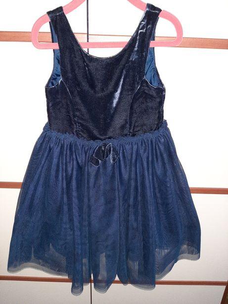 Детское нарядное платье H&M на 4-5лет