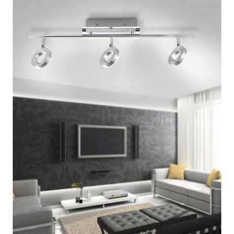 Listwa spot SILEDA LED IP 44 Paul Neuhaus LED 6785- łazienka kinkiet