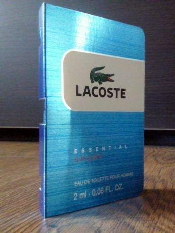 Lacoste Essential Sport, edt 2ml