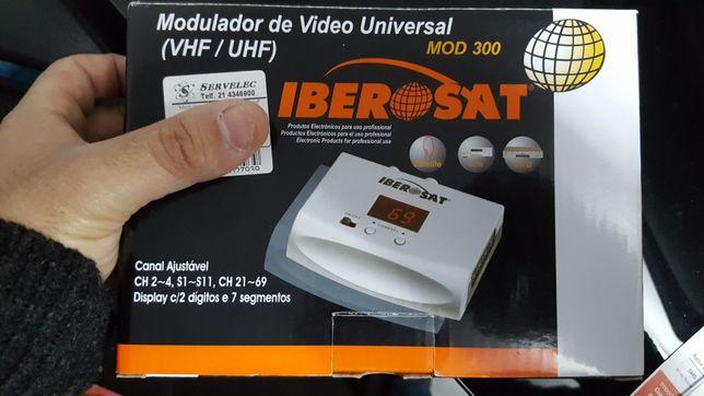 Modulados vídeo universal