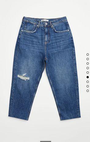 джинсы Zara loose fit 40 р