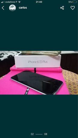 Iphone 6s plus muito bem estimado