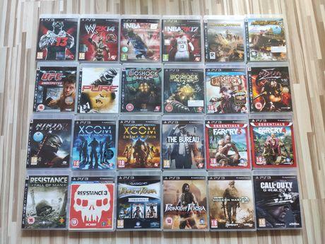 Gry na PlayStation 3 (PS3)
