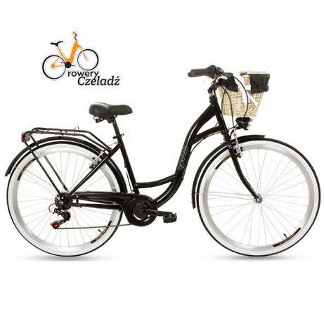 """Goetze Mood Czarny rower miejski 28"""""""