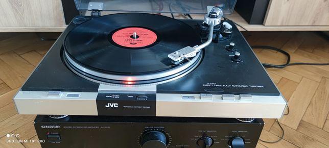Gramofon JVC JL-F50 Direct Drive / Nowa igła! 100 % sprawny!