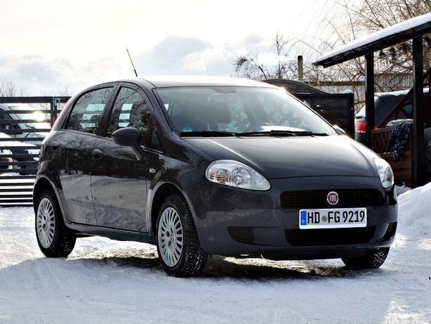 Nietuzinkowy Fiat Grande Punto Prosto z Niemiec full servis tuv