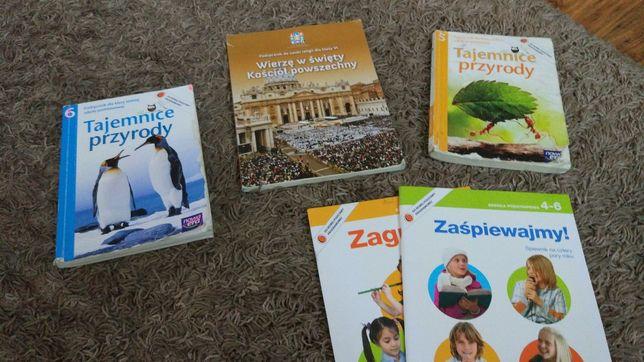 Książki kl.4-6
