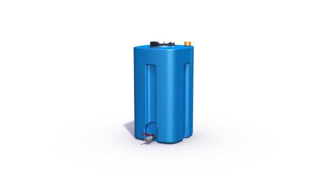 Zbiornik na wodę pitną naziemny KINGSPAN od 200 l do 15000 l