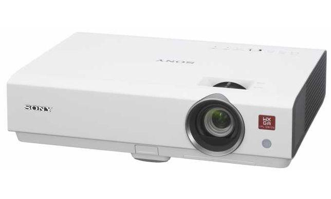 Projektor LCD SONY VPL-DX126 HDMI 2600ANSI NOWA LAMPA Pilot XGA kino