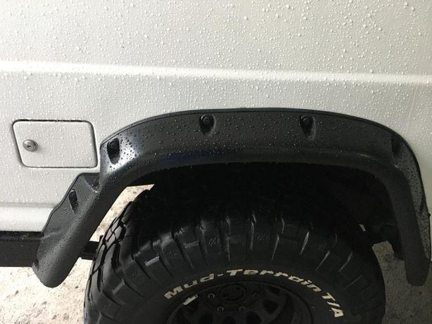 Abas TT Nissan Patrol