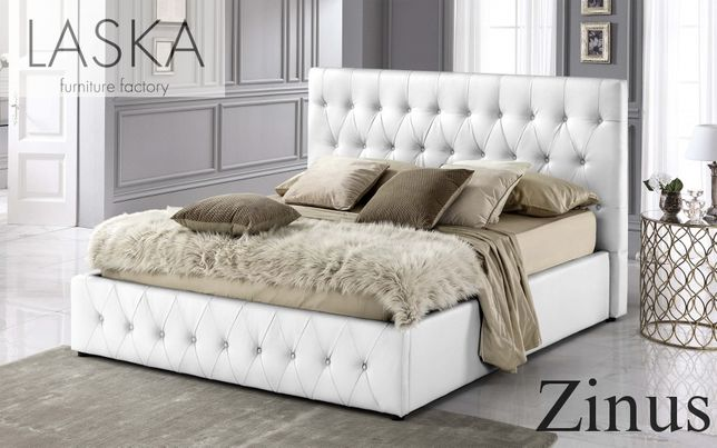 "Кровать с мягким изголовьем ""LASKA"" (ліжко з нішею)"