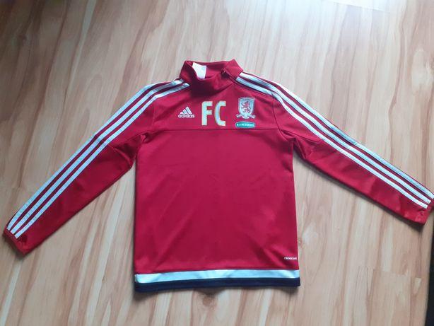 Bluzka chłopięca adidas FC rozmiar 140