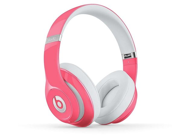 Наушники Beats studio by Dr. Dre b0500 limited edition Pink