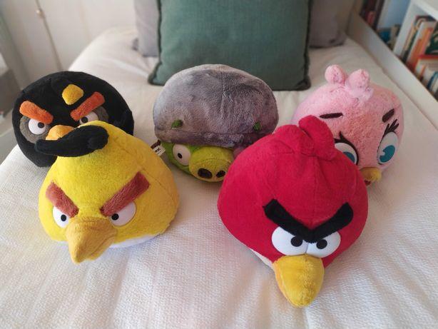 Conjunto de Bonecos Angry birds