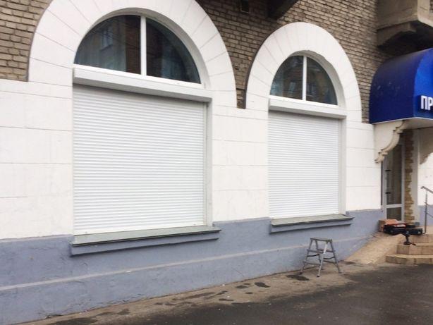 Защитные ролеты, рольставни. Монтаж на окна, двери, гараж. Гарантия!