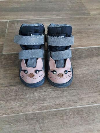 Zimowe buty Mrugała z membraną rozm 25